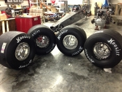Hoosier Racing Tires - Front Tires